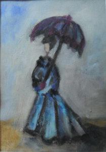 Gentle Woman Blue